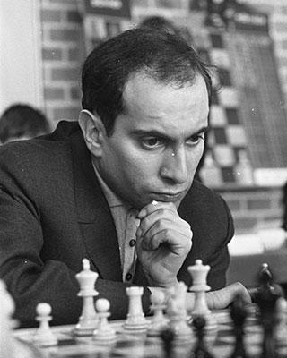 Michał Tal w 1968 r.