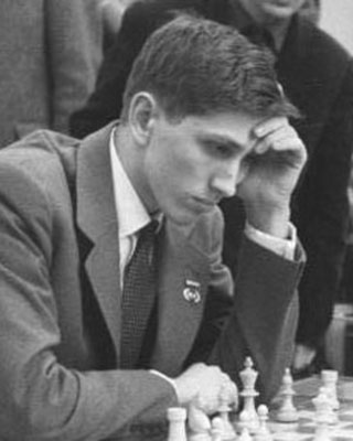 Robert James (Bobby) Fischer