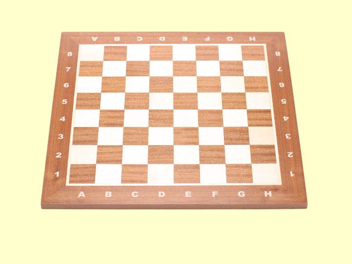 Szachownica drewniana, turniejowa Staunton nr 5