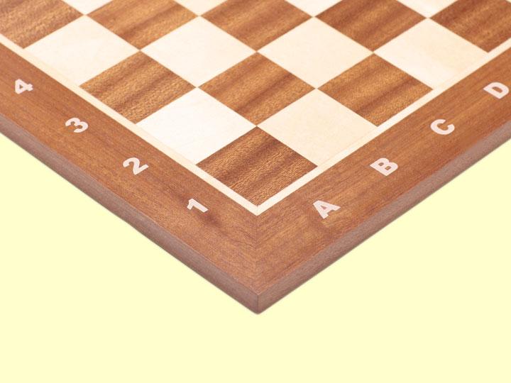 Szachownica drewniana Staunton nr 5