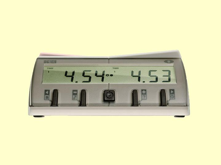Zegar elektroniczny DGT XL