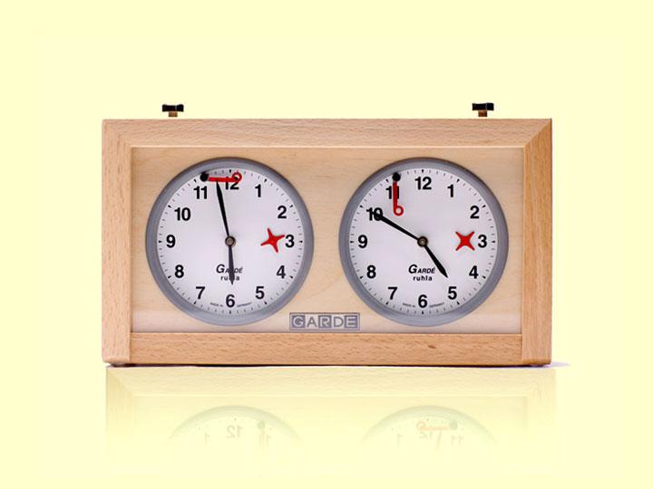Zegar mechaniczny Garde