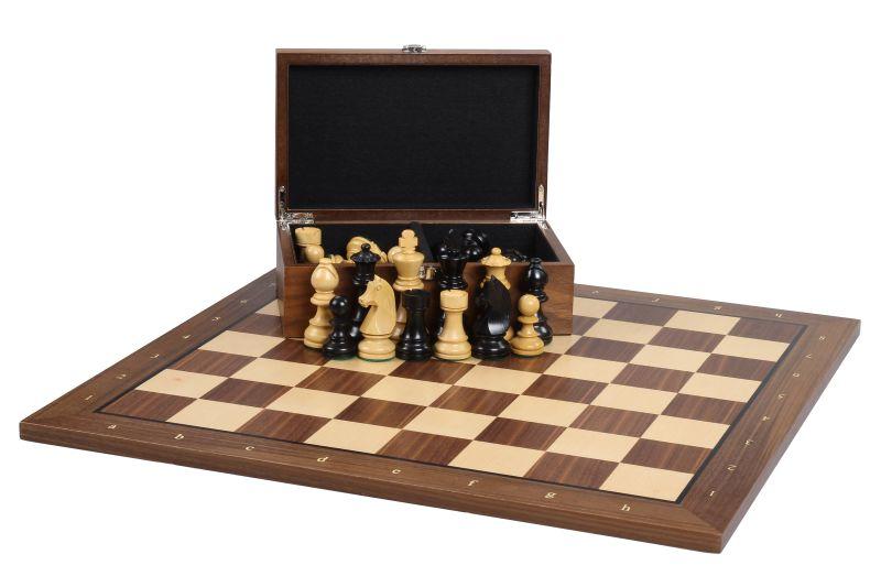 Figury szachowe Deluxe
