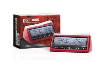 Zegar szachowy DGT 3000 - opakowanie