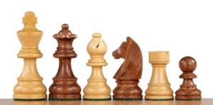 Szachy (figury szachose) Staunton Timeless